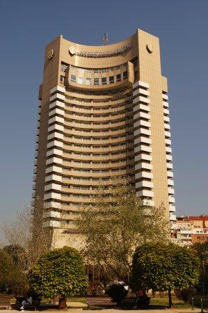 InterContinental Bucharest: het hotel
