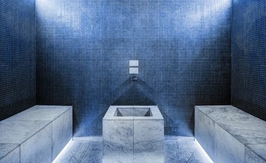 Bagno Turco - Picture of Grand Hotel Courmayeur Mont Blanc ...