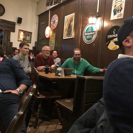 Dubliner Irish Pub: photo5.jpg