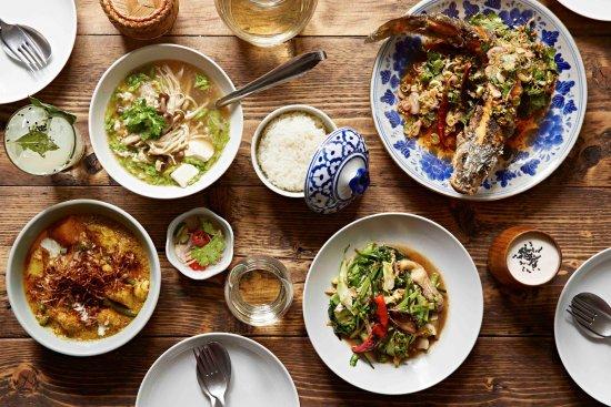 Waverley, أستراليا: thai food
