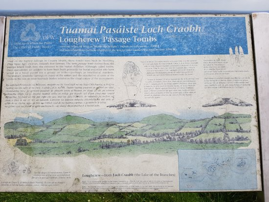 Oldcastle, Ireland: Some interesting reading if you can expand this photo.