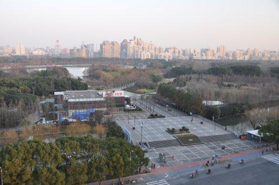 Dorsett Shanghai: Shanghai from room -2