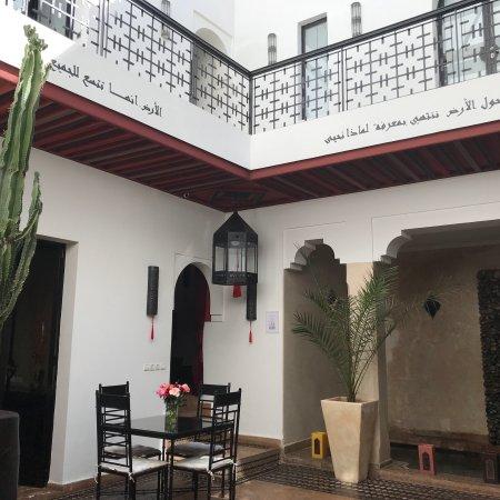 Riad Akka: Un lugar perfecto!!!!