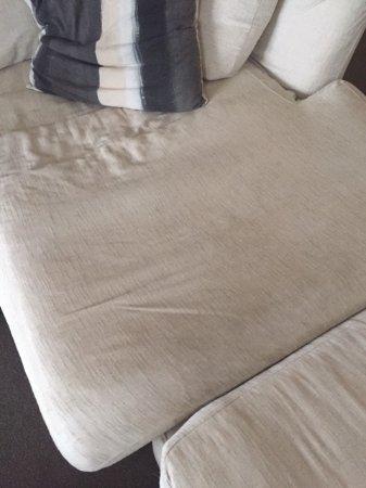 Mollymook, أستراليا: Very dirty lounge