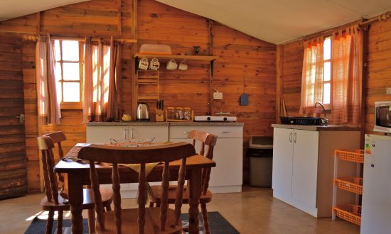 Lydenburg, South Africa: Brumby Cabin.