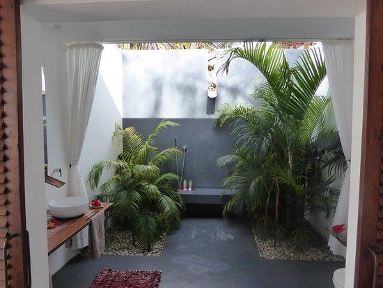 Außendusche außendusche bungalow 4 picture of baia sonambula guest house tofo