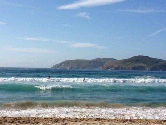 Ferrol, Spain: Hacia Esmelle desde San Xurxo
