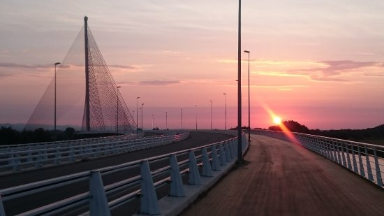 Talavera de la Reina, Spain: El puente...