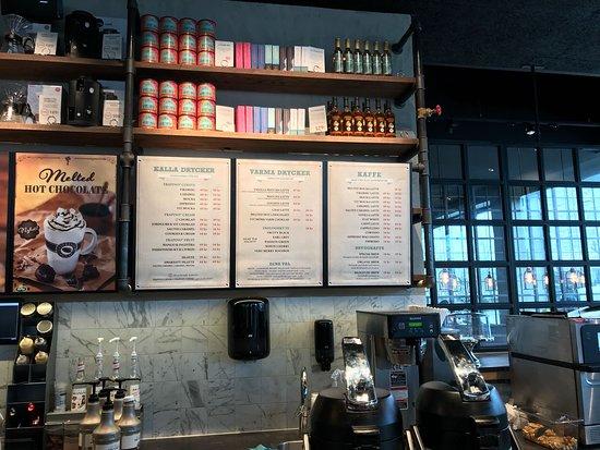 Espresso House : view