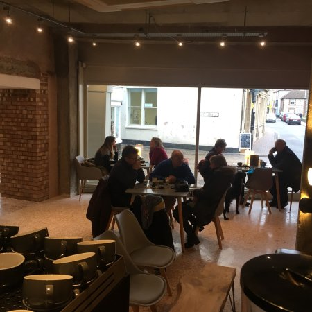 Grey Seal Coffee Cromer 24 High St Restaurant Reviews