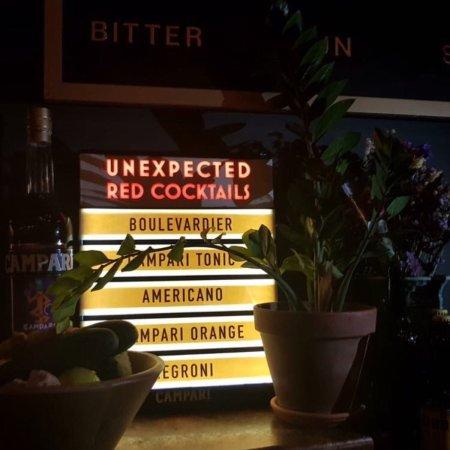 Bitter Cocktail Bar