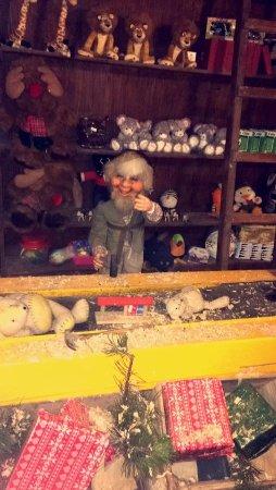 Athlone, İrlanda: toy workshop