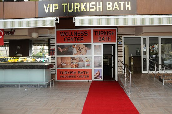 VIP Turkish Bath