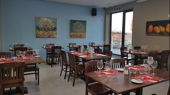 Fuente Alamo, Ισπανία: Gastro restaurant (1st floor)