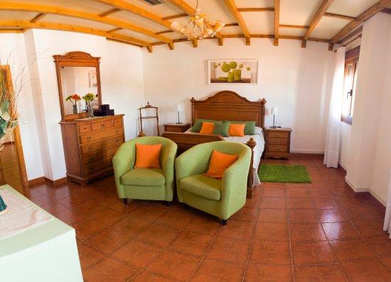 Pinofranqueado, España: Suite