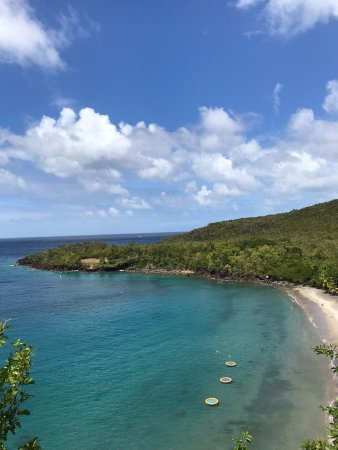 Anse La Raye, St. Lucia: Beautiful beach
