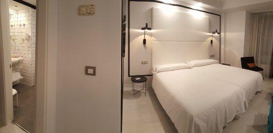 Lobby - Picture of Hotel Abando, Bilbao - TripAdvisor