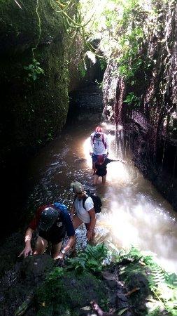 Burung Walet Waterfall: Fun walk to the water fall