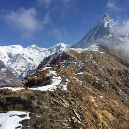 3 sisters adventure trekking pokhara 2018 all you need to know before you go with photos