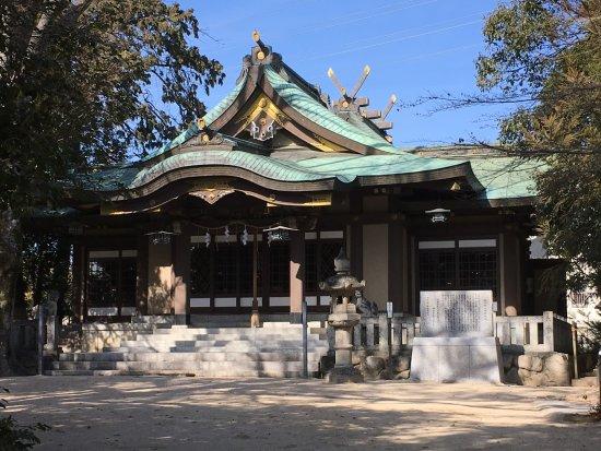 Ikejiri Kasuga Shrine