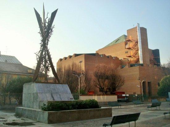 Monumento ai Caduti per Servizio Istituzionale