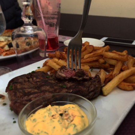 Restaurant le calypso dans la rochelle avec cuisine for Cuisine 3d la rochelle