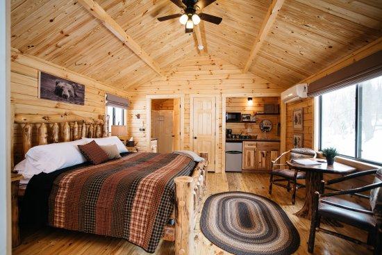 Stahlstown, بنسيلفانيا: cabin 2