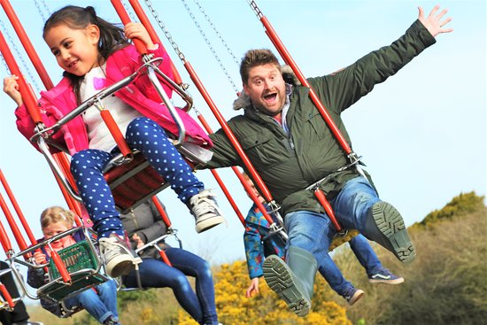 Wadebridge, UK: Wave Rider! One of our most popular rides - for children and adults alike!