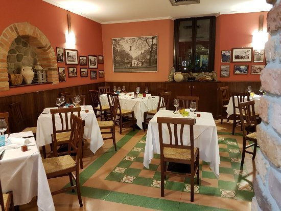 Germignaga, Italia: Saletta
