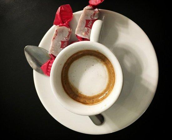 Westfield, NJ: espresso