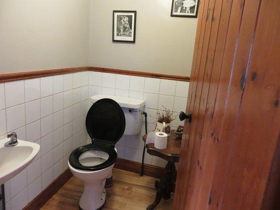Navan, Ireland: Guest Toilet First Floor