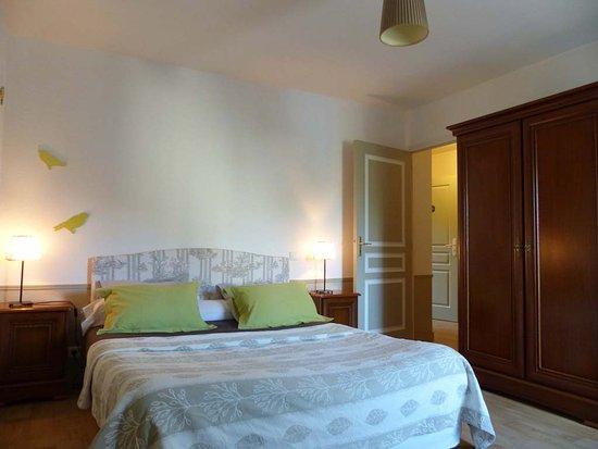 Pleurtuit, France: Chambre Anis - Maison d'hôtes La Métairie