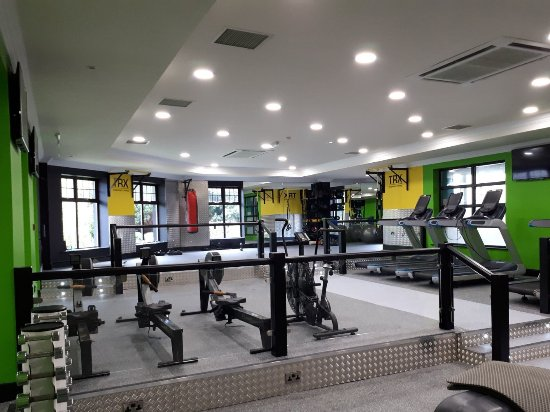 Fitzgerald's Woodlands House Hotel: Gym