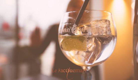 Hotton, Bélgica: Gin Tonic