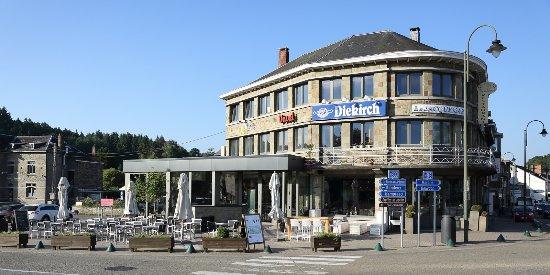 Hotton, Bélgica: Façade