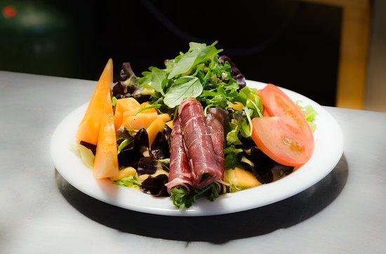 Isla Cool Douce: salades