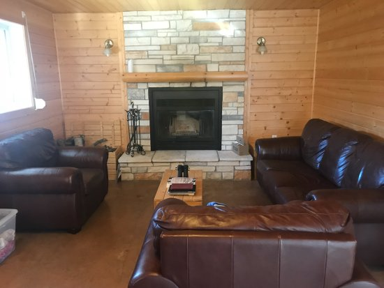 Treherne, Canadá: Livingroom