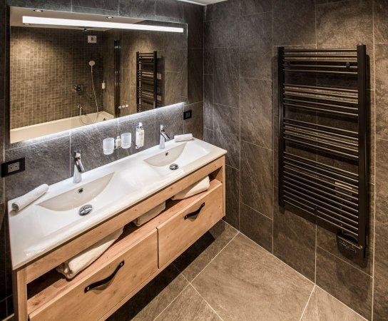 hotel avancher salle de bain appartement