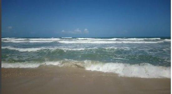 Lencois Maranhenses National Park: Portal do Caburé - praia
