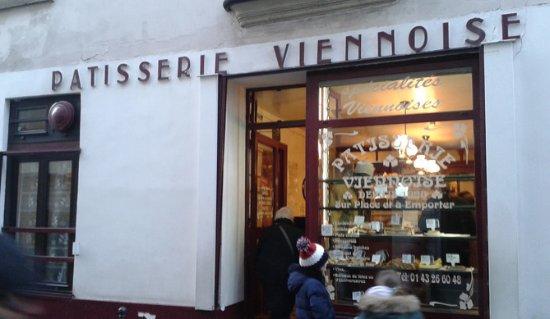 Pâtisserie Viennoise, Paris , Odéon/Saint,Michel , Restaurant Avis, Numéro  de Téléphone \u0026 Photos , TripAdvisor