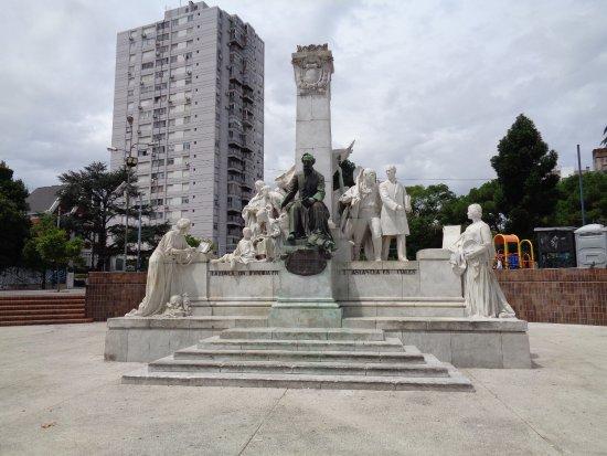 Plaza Jose Pedro Varela