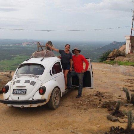 Patu: Fia,Eu e meu Fusca na serra do Lima