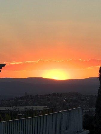 Casa Schuck Boutique Hotel: Sunset from rooftop