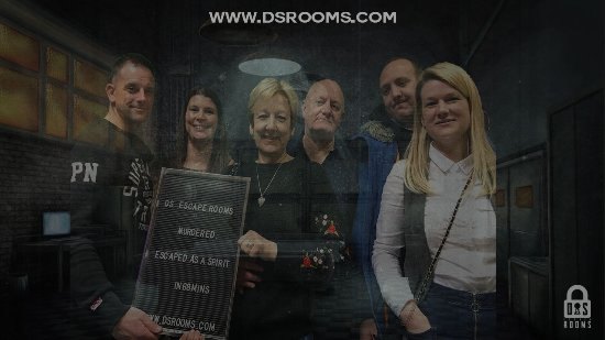 D S Escape Rooms