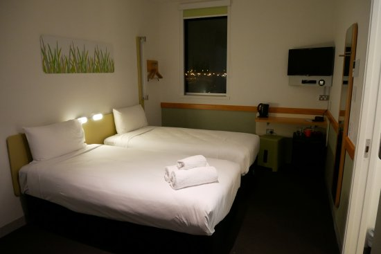 Ibis budget Auckland Airport: Double room