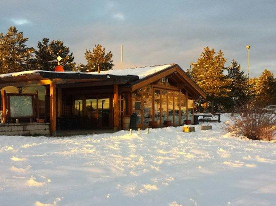 Chiusi della Verna, Italien: immerso nella natura inverno 2018