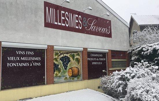 Millésimes et Saveurs (caviste à Reims)