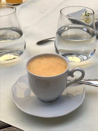 Krumbach, Austria: パプリカのスープ