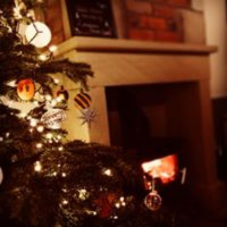Lothersdale, UK: Christmas at the Hare and Hounds
