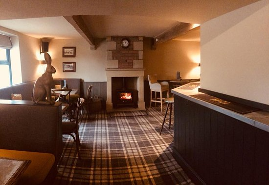 Lothersdale, UK: The Hare and Hounds